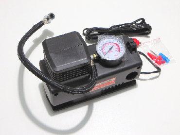Manometri - Srbija: Kompresor za Gume 12VKompresor za pumpanje guma Cartrend AC-510. Radi