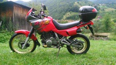 Honda | Srbija: Na prodaju motor Honda Dominator 1997 godiste, 30KS, 644cm2, 245kg. Za