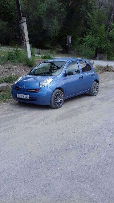 Транспорт - Кара-куль: Nissan Micra 1.2 л. 2004   198000 км