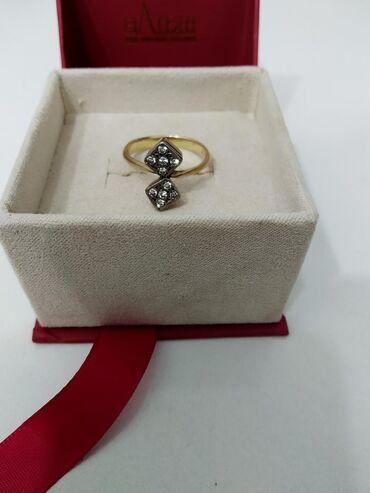 Кольцо с Якутскими бриллиантами, сделан на заказ, СССР 583 проба