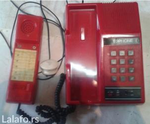 Ostali kućni aparati | Nova Pazova: Prodajem fiksni telefon sa slike,polovan,ispravan,-Phone-šaljem brzom