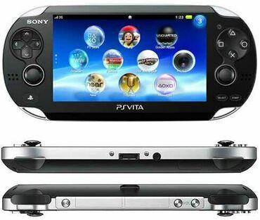 PS Vita (Sony Playstation Vita) в Кыргызстан: Прошивка ps vita, h-encor, откат до 3.65, установка различных