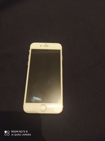 Apple Iphone - Кыргызстан: Б/У iPhone 6 Золотой