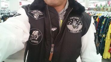 """зимние развлечения в Азербайджан: Зимняя куртка """"TOP GUN"""" пилотов ВВС США. Очень оригиналиные и"""