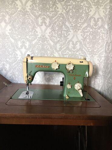 обувная швейная машинка бу купить в Кыргызстан: Продается швейная машинка!!!
