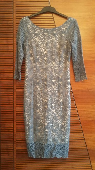 Bakı şəhərində Платье в идеальном состоянии. размер 40 длина 106 см.
