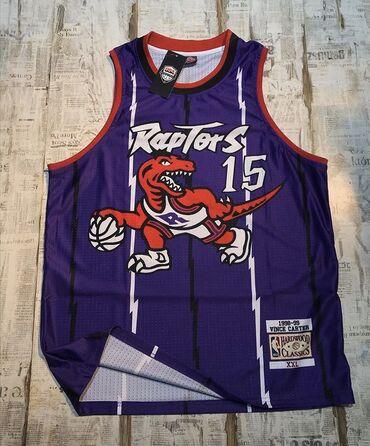 bodiki carter s в Кыргызстан: Баскетбольная джерси, Raptors, Carter. Новая, в упаковке. В наличии