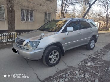 Toyota Harrier 3 л. 1999