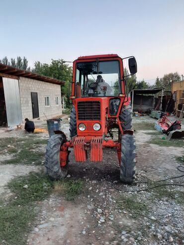 трактор мтз 82 1 в лизинг кыргызстан in Кыргызстан   СЕЛЬХОЗТЕХНИКА: МТЗ 82 экспортный не эксплуатировался в Кыргызстане