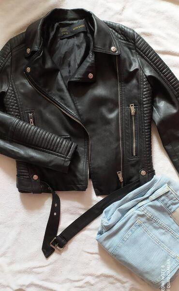 Куртка из эко кожикачество отличное . размер м, 44, 46 подойдётвсе
