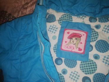 Осенняя куртка на девочку Sela . в Бишкек