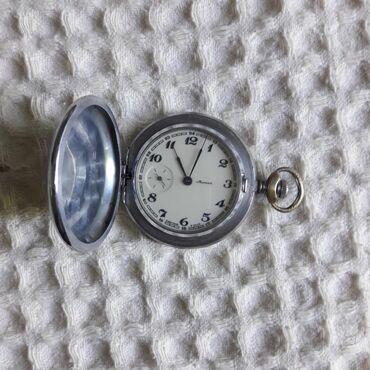 """Антикварные часы - Кыргызстан: Молния"""" карманные часы"""