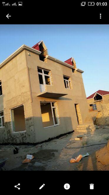 masazirda evler в Азербайджан: Продам Дом 85 кв. м, 3 комнаты