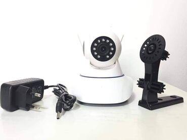 Secko - Srbija: Bezicna ip kamera HD WI FI sa tri antene camera Cena 3.099 dinaraHD