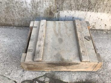 Продаю ящик деревянный (длина-47см., в Бишкек