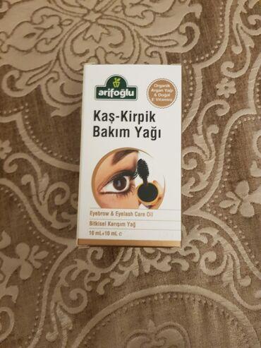 ketan yagi - Azərbaycan: Arifoğlu ' dan Qaş - Kirpik yağı Qaş və kirpiklər üçün xüsusi 2li