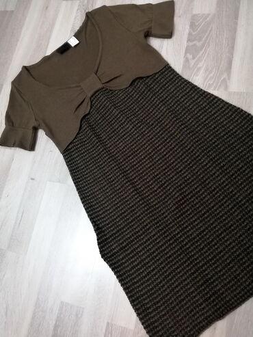 Rainbow džemper-haljina - vel. M/L! Nova, nenošena džemper/haljina