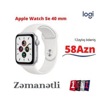 Funksionallığı ilə sizin işinizi rahatladacaq Apple Watch Se 40 mm