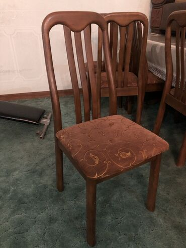 Продаю стол карагач. Стол 3 метра, 12 стульев