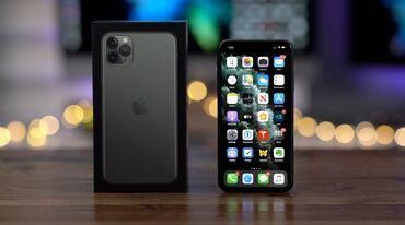 sim karta dlja iphone 5 в Кыргызстан: Б/У IPhone 11 Pro 64 ГБ Серый (Space Gray)