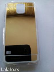 Zlatna ogledalo maska za samsung s5 - Knjazevac