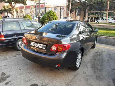 Toyota - Azərbaycan: Toyota Corolla 1.6 l. 2007 | 333400 km