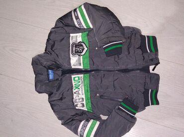 Dečija odeća i obuća - Beocin: Dečija zimska jakna vel 116 ocuvana