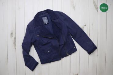 Жіноча куртка з мереживом Guess, р. XS   Довжина: 50 см Ширина плеча