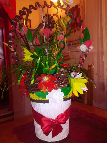 Ikebana rucni rad - Negotin