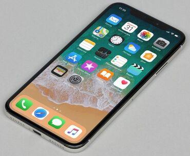 Б/У iPhone X 64 ГБ Черный
