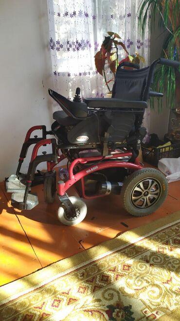 Şəxsi əşyalar İsmayıllıda: Salam işlenmiş super veziyyetde motorlu elil arabası satıram