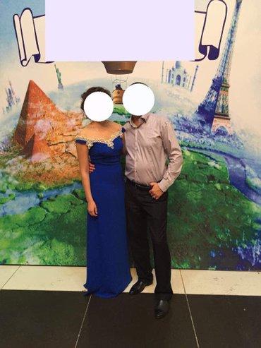 Платья - Баетов: Продается красивое вечернее платье. Покупали в салоне «cosmobella» на