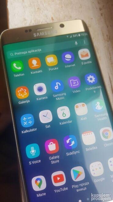 2483 oglasa: Samsung Galaxy S6 Edge Plus   4 GB   zlatni