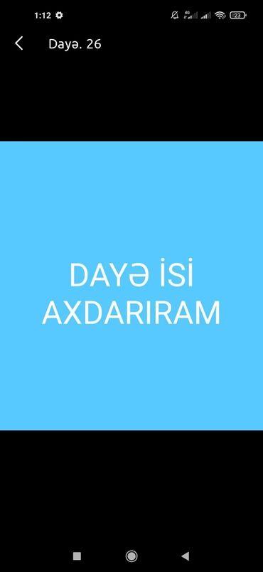 is elanlari daye 2018 - Azərbaycan: Salam iş axdariram ne işi olursa olsun ciddi fikirde olanlar yazsın sə