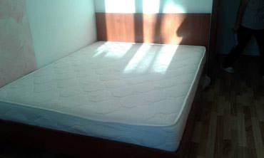 Продаю двух спальнюю кровать в Бишкек
