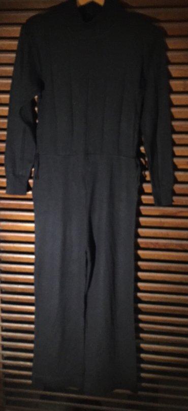 Μαύρη μάλινη ολοσωμη φορμα Criska . No Medium  σε Υπόλοιπο Αττικής