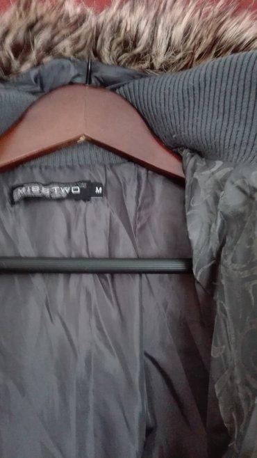 Siva jakna miss two kratka,m velicina,nosena i ocuvana. - Novi Sad - slika 4