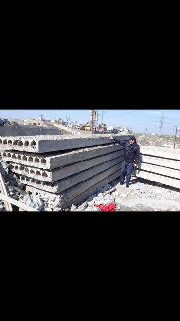 Ev və bağ Qubada: Beton, palçıq