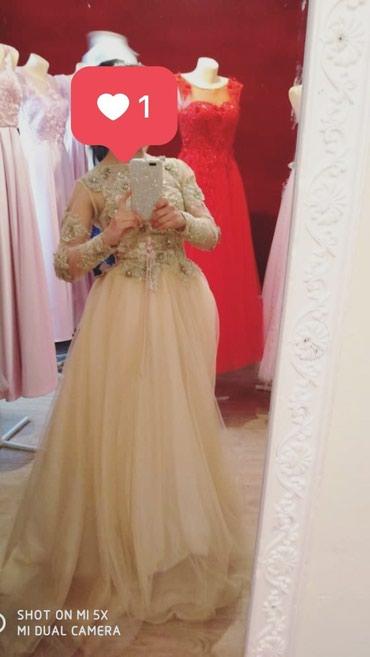 Шикарное платье , делали под заказ novoma в Бишкек