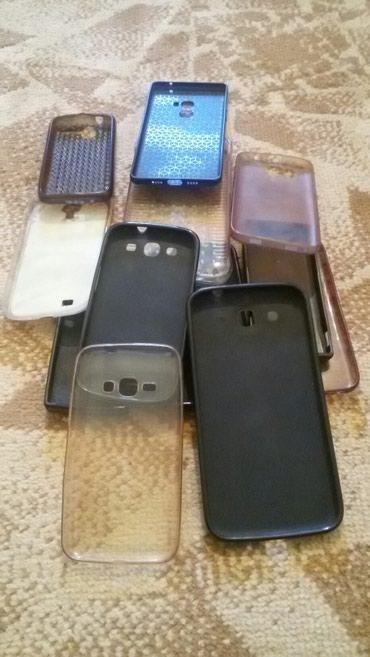красивые-чехлы-на-телефон в Кыргызстан: Чехлы на телефон s3.s4.галакси фин.j5.j52018.самсунг мега.soni редми
