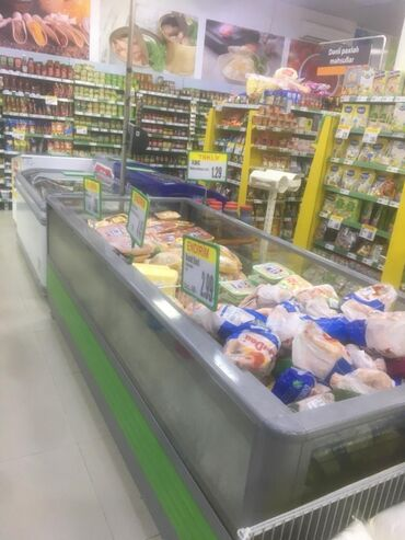 Market ucun derin dondurucu Turkiye istehsali olan soyuducu