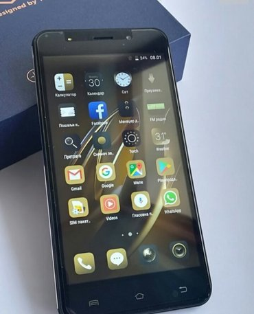 Mobile - Srbija: Mobilni telefon YBZ M1 - 2GB RAM - QuadCore  Tehnicke karakteristike