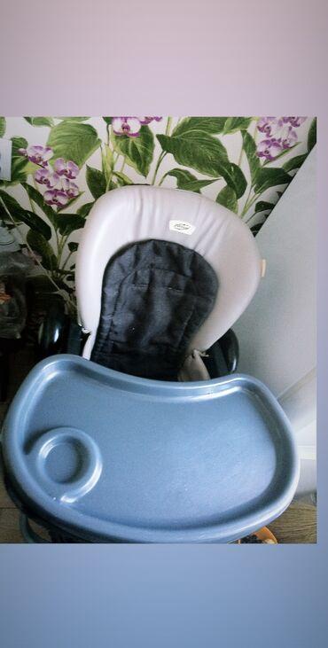 Продается стульчик для кормления от teknum,в хорошем состояниитри