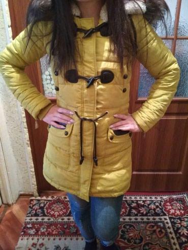 Продаю зимнюю куртку, очень теплая и стильная продаю так как стало