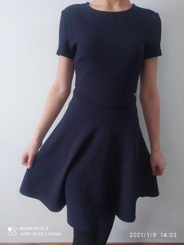 Платья - Фасон: Коктейльное - Кок-Ой: Продается платье. Надевалось 2 раза. Размер стандарт. 400сом
