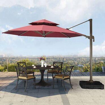 Солнцезащитные зонтики на заказ из Китая  Цена указана без учета доста