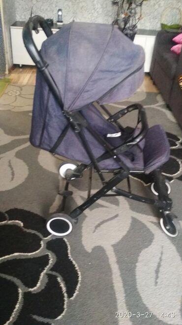 Продается детская коляска б/у, самовывоз