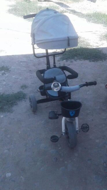 Продаю трех колёсный велосипед, пользовались 1 месяц