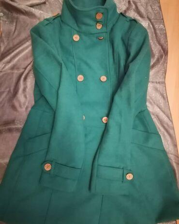 Promod kaput boja kao na slici, velicina M. Predivan materijal i
