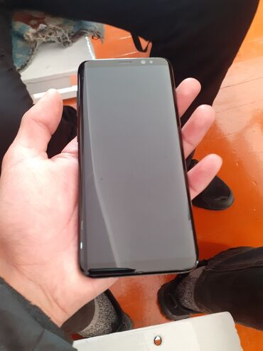 Б/у Samsung Galaxy A8 Plus 2018 64 ГБ Черный